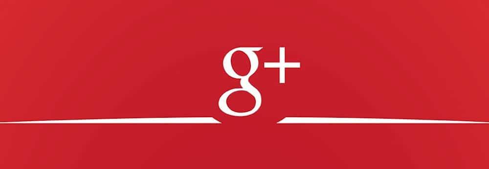 Google+ Social Media Bildgrößen